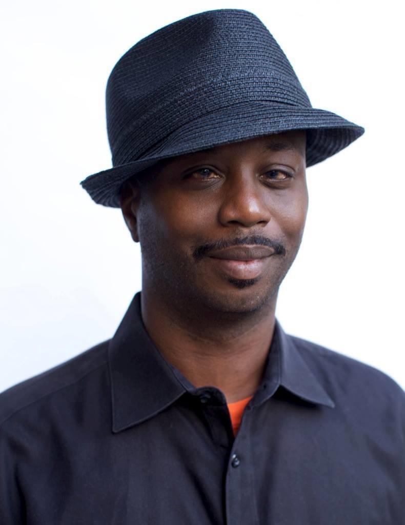 Still photo of Vashaun Jones in a Fedora
